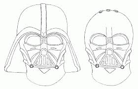 Small Picture Darth Vader Helmet Coloring Page Coloring Home