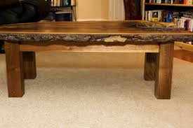 walnut coffee table. Custom Made Walnut Coffee Table