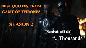 Game Of Thrones Quotes About Love Interesting The 48 Best Game Of Thrones Quotes Season 48 Goat Of Thrones