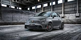 The Abarth 695 Biposto Named Favorite Sports Car - Alfa Romeo and ...