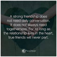 Quotes About Strong Friendship