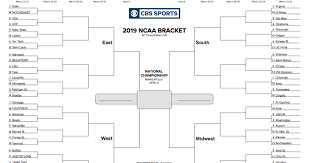 Ncaa Bracket 2019 March Madness Is Here Download Your