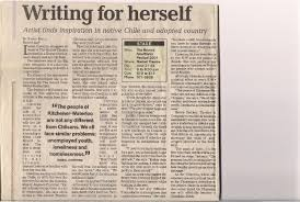 writing for herself neruda arts recent news