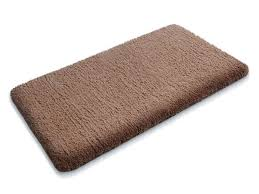 sky bath mat earth brown 6 sizes available