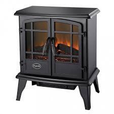 the keystone es5130 black electric wood stove