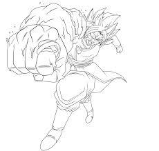 Dbz Kleurplaten Fan Art Dibujos Para Colorear Dragon Ball Z Imgenes