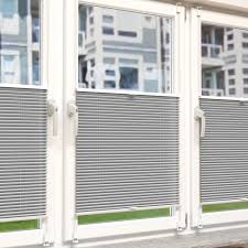 Jalousie Klemmfix Plissee Faltrollo Rollo Fenster Easyfix Ohne