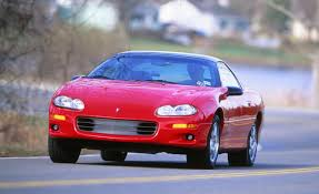 1999 Chevrolet Camaro - news, reviews, msrp, ratings with amazing ...
