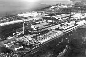 gary works steel mill elgin joliet eastern railway archive official company archive