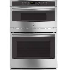 ge® 30 built in combination microwave thermal wall oven product image