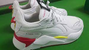Specifically, these kicks play on the trend of the toys of our childhood ultimately becoming collector's items down the road. Puma Rs X Trophy Ferrari Official Product Youtube