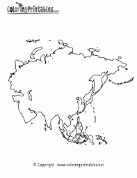 Small Picture Continent Clipart Coloring Page Pencil And In Color Pin Continents