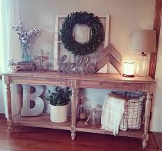 entryway furniture ideas. 11 mix in a little greenery entryway furniture ideas b