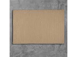 colonial mills ls11r024x108s 2 x 9 ft sunbrella solid braided rug wheat