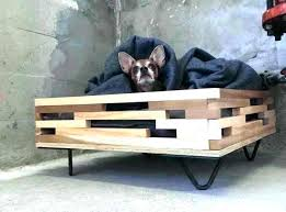 full size of bed wooden dog beds frame wood within idea home decor u furniture donation