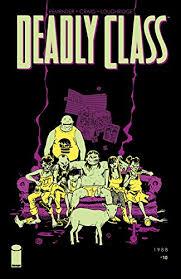 Amazon.com: Deadly Class #10 eBook: Remender, Rick, Craig, Wesley,  Loughridge, Lee: Kindle Store