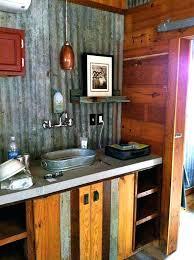 rustic bathroom vanities ideas.  Rustic Rustic Bathroom Ideas Kitchen And Bath Decor Fresh On Pertaining To  For Urban Intended Rustic Bathroom Vanities Ideas