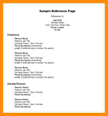 References Template For Resume Fascinating Resume Reference Example Spacesheepco