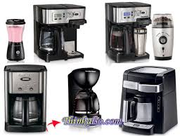 coffee makers brands. Unique Coffee 5 Top Best Drip Coffee Maker Under 100 Dollars  Makers  2018  Fair Trade Machines  Inside Brands A