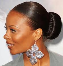 low bun updo hairstyles