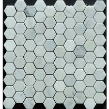 home depot canada ceramic floor tiles. this will be my new bathroom floor! novecento - white hexagon mosaic home depot canada ceramic floor tiles
