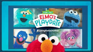 Create stories with elmo, abby cadabby, and cookie monster! Sesame Street Elmo S Playdate Wikipedia