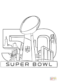 Small Picture Super Bowl 2016 Coloring Page At Coloring Pages glumme