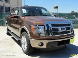 2011 Golden Bronze Metallic Ford F150 Lariat SuperCrew #47584337 ...
