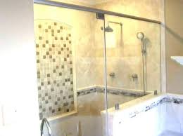 cost to install tile in bathroom shower niche floor elf how build a diy installati build a shower niche