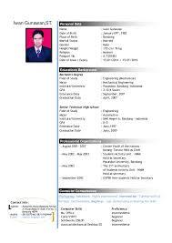 Cv Ms Office Cv Iwan Gunawan_1