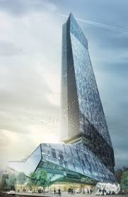 Shenzhen Four Towers In One Competition Morphosis
