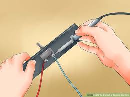 how to install a toggle switch steps pictures wikihow image titled install a toggle switch step 9