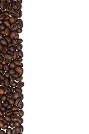 coffee beans border. Brilliant Beans Coffee Beans Border Isolated On White Background Stock Photo  14029655 On Beans Border