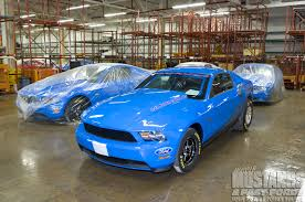 2012 Cobra Jet Delivery Party at the Mustang Plant Photo & Image ...