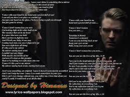 Lyrics Hintergrundbilders Justin Timberlake Mirrors Mirrors Foto von Tod |  Fans teilen Deutschland Bilder