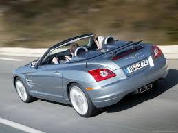 Chrysler Crossfire – pictures, information and specs - Auto ...