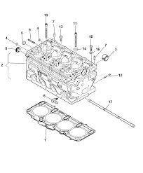 2010 dodge journey cylinder head cover thumbnail 1