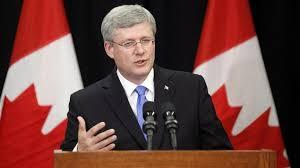 كندا - رئيس وزراء كندا ستيفن هاربر يصل العراق في زيارة مُفاجئة