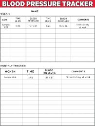 Blood Pressure Recording Log Blood Pressure Charting Template Inspirational Monitoring Chart
