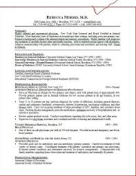 Resume Examples For Medical Assistant 57 Images Pre Med Resume