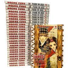 Truyện tranh Hoàng cung trọn bộ 28 tập - NXB Kim Đồng