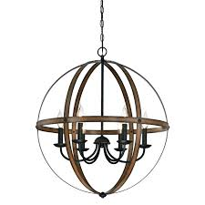 6 light chandelier indoor led candle style westmore lighting oil rubbed bronze