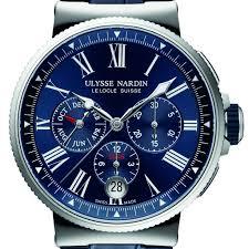 Marine Chronograph Annual Calendar Gphg