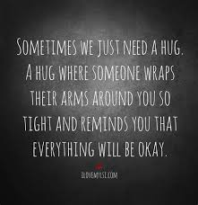Big Hug Quotes (Page 1) - Line.17QQ.com