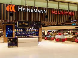 heinemann t1 departures duty free