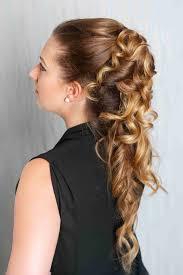 Společenské účesy Pro Dlouhé Vlasy