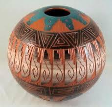 navajo pottery designs. Native American Pottery Navajo Designs