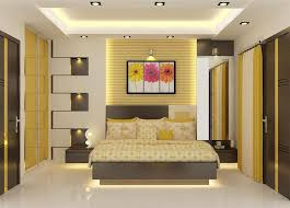 Bedroom Room Design Simple Decorating