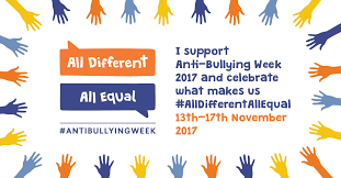 Image result for anti bullying week 2017