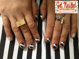 Get Nailed With Miss Pop: 7 Awesome Back-To-School Nail Art ...